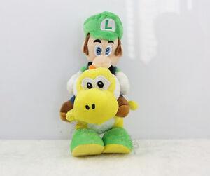 Super Mario Bros Luigi Riding -  9.1KB