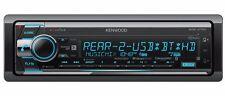 Kenwood Excelon KDC-X701 CD Receiver with Bluetooth HD Radio