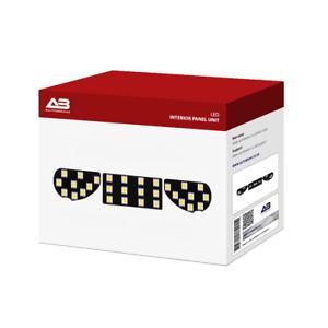 Details zu FORD FIESTA FOCUS PERFORMANCE INTERIOR LED PANEL LIGHT | AUTOBEAM