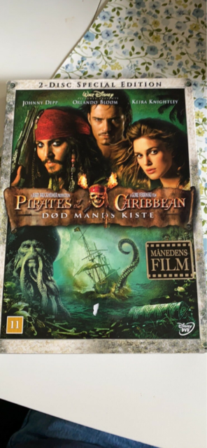 Pirates of the Caribbean , DVD, andet, Pirates of the…