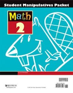 BJU PRESS BOB JONES MATH 3 TEACHER'S MANUAL THIRD EDITION (2008) + CD ROM