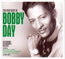 BOBBY DAY - THE VERY BEST OF - 35 ORIGINAL RECORDINGS (NEW SEALED 2CD)