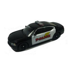Ricko-38268-Dodge-Chargeur-034-Police-034-Noir-Blanc-Masstab-1-87-Modele-Neuf