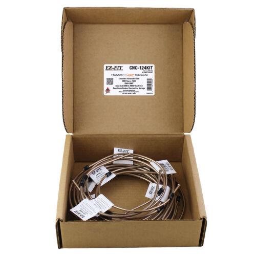 Brake Hydraulic Line Kit AGS CNC-124KIT