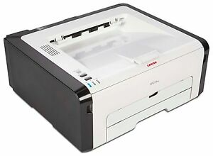New-Ricoh-SP213NW-A4-Mono-Wireless-Network-Laser-Printer-22PPM-B-amp-W-Clearance