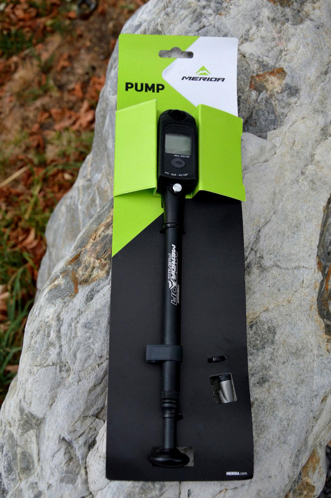 Spbague fork merida pump digital absorber aluminium max. registration