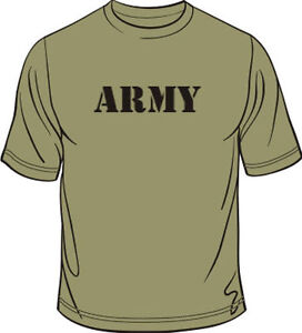 Army-Soldier-Print-Brand-Mens-Loose-Fit-Cotton-T-Shirt