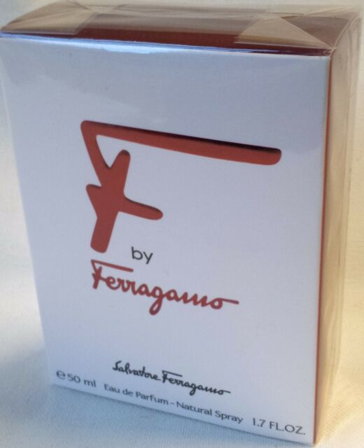 Salvatore Ferragamo F by Ferragamo Eau de Parfum 50ml Natural Spray NEU OVP