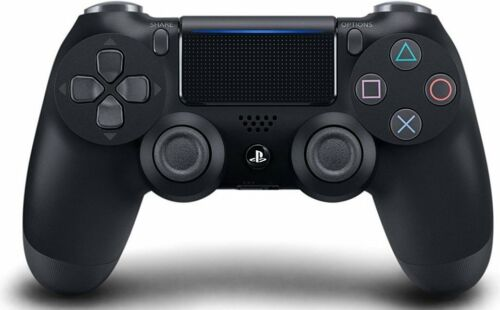 DualShock-4-Wireless-Controller-for-PlayStation-4-Jet-Black-2016-Version-NEW