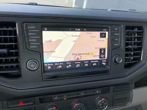 VW Crafter 35 2,0 TDi 177 Ladvogn L4 d Diesel modelår 2018