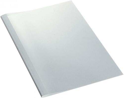 weiß 4 mm DIN A4 LEITZ Thermobindemappe Standard