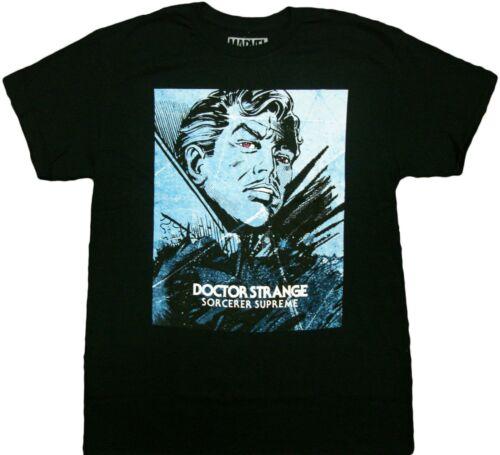 L M Marvel Mens Doctor Strange Sorcerer Supreme Shirt NWT S 2XL XL