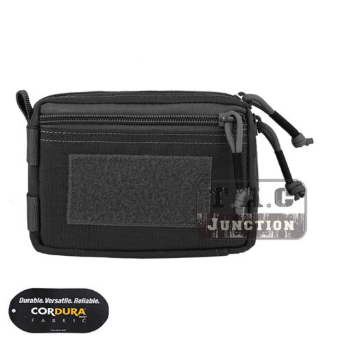 Emerson Tactical MOLLE Plug-in Debris Waist Bag Accessory Utility Pouch EDC Bag