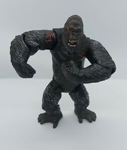 2005 POWER PUNCH KING KONG ACTION FIGURE loose 6 inch tall