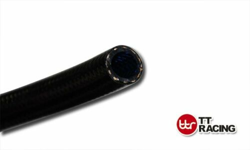 """AN-10 5//8/"""" 16mm Push On Loc Lock Hose Black for Fuel Systems Price for 1FT"""