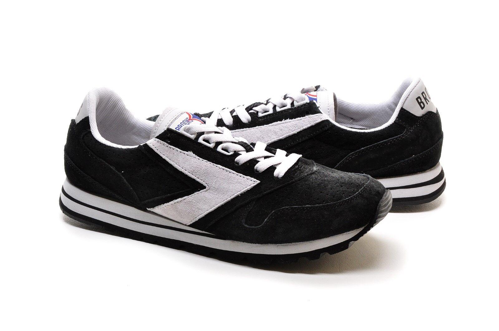 Brooks Men's shoes Running shoes Chariot 1101781D-009 Black