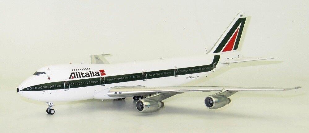 Inflight 200 IF7420518 1 200 Alitalia Boeing 747-200 I-Demy  Asolo   con Soporte