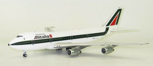 INFLIGHT 200 IF7420518 1/200 ALITALIA BOEING 747-200 I-DEMY ASOLO WITH STAND