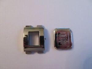 Uhrengehäuse / Watch case Gehäuse komplett mit Glas STORM DELPHI NEU