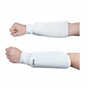 ISAMI Forearm Supporter Color White for Women free shipping from JAPAN