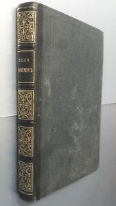 Deux Devouements por J.Lermite Trucos 1885 Mame Frontispicio ABE