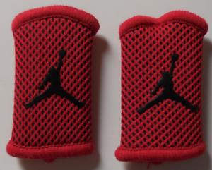 b7156127125 NIKE Jordan Jumpman Finger Sleeves Color Gym Red Black Adult OSFM ...