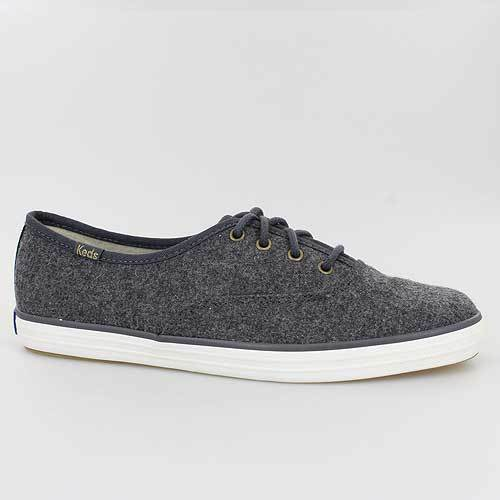 Chaussures pour femme Keds Chaussures Femmes Wool Charcoal