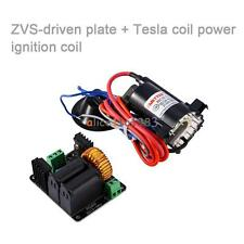 Zvs Tesla Coil Flyback Driver Circuit Ignition Coil Sgtc Jacobs Ladder Heater