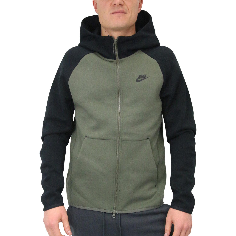 big sale 400fa 23be8 NIKE Sportswear Tech Pile Pile Pile Windrunner Hoodie Giacca ...