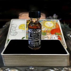Details about Tarot Mastery Oil Divination Witchcraft Supplies Witch Pagan  Occult Buy2 Get1
