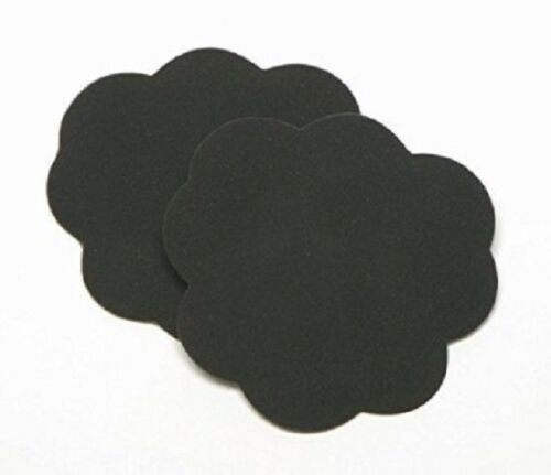 Foot Petals TIP TOES Ball-of-Foot Cushions Absorb Shock//Eliminate Slips BLACK!