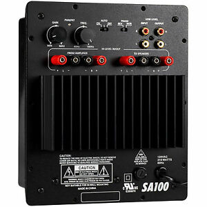 Dayton-Audio-SA100-100W-Subwoofer-Amplifier