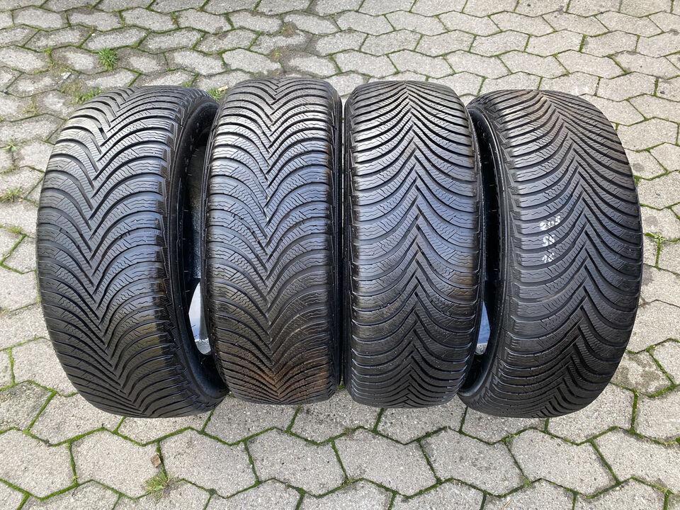 Michelin 205/55/16 Vinterdæk
