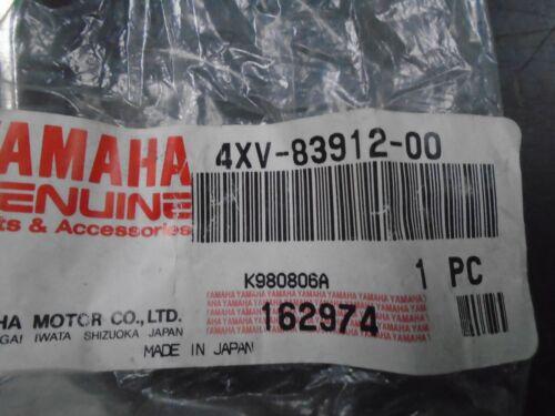 4XV-83912-00-00 NEW YAMAHA OEM CLUTCH LEVER FZ1 R-1 YZFR1 P//N 4XV-83912-11-00