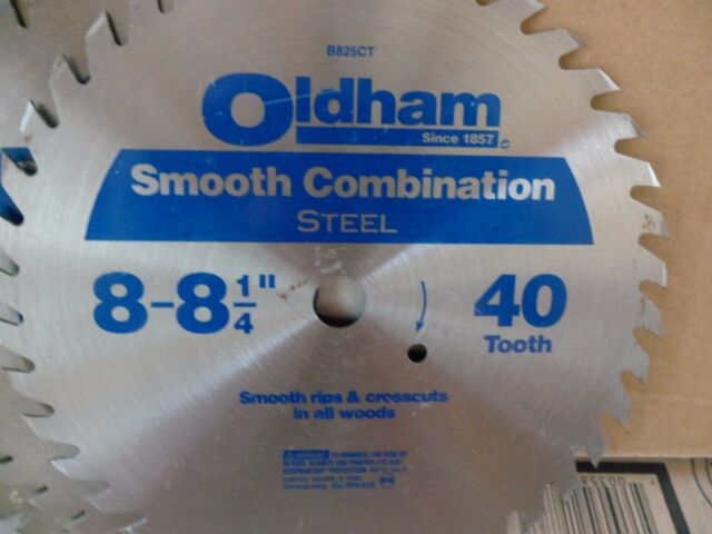 "Guhdo Gmaxx 2400.100T60 10/"" x 60 Tooth TCG Carbide Saw Blade Germany"
