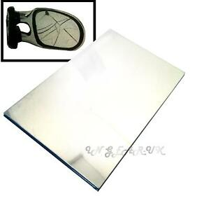 Wing Door Mirror Glass  HEATER TAPE 8cm x 14cm SELF-ADHESIVE #1 Heated