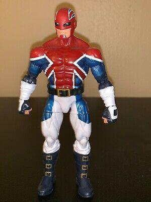 """CAPTAIN BRITAIN Marvel Legends 6/"""" Capt America Civil War BAF Abomination NEW"""