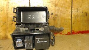 04 06 Mitsubishi Galant Small Under Hood Fuse Relay Box Ac