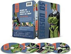 Dragon Ball Z - 4:3 - Season 5 [New Blu-ray] Boxed Set, Steelbook, Subtitled