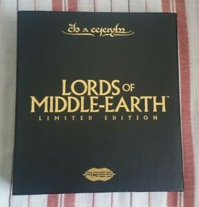 Jeu de société War of The Ring Lords Middle Earth Edition Limitée - Ares Games
