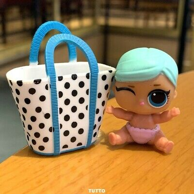 With bag LOL Surprise LiL Sisters L.O.L Brrr B.B BB SERIES 2 COLOR CHANGE doll