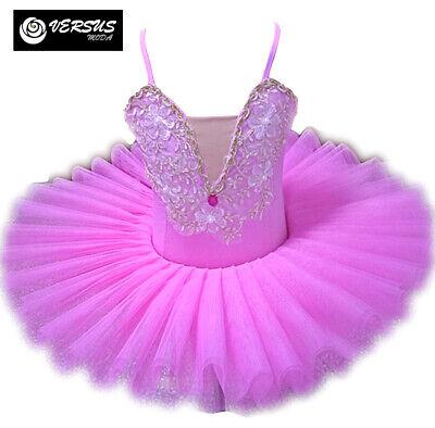 2019 Nuovo Stile Vestito Tutù Saggio Danza Bambina Ragazza Child Girl Ballet Tutu Dress Danc168 Alleviare Il Caldo E Il Colpo Di Sole