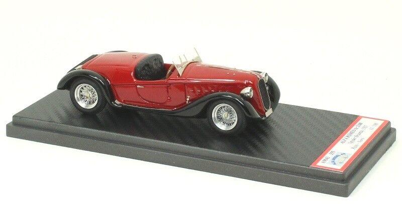 Alfa Romeo 6c 2300 Spyder Brianza 1937