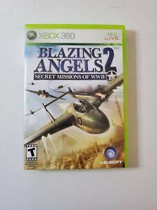 Blazing-Angels-2-Secret-Missions-of-WWII-Microsoft-Xbox-360-2007