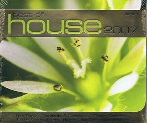 Best-Of-House-2007-NEU-2-CD-Vinylshakerz-Ian-Ray-Tom-Novy-Tomcraft-amp-Republica