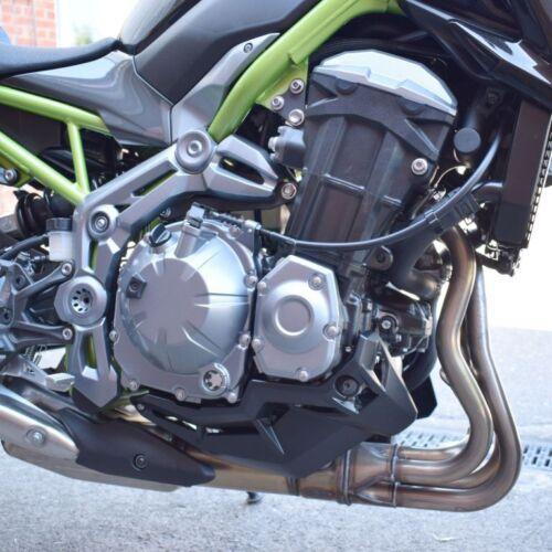 17+ Kawasaki Z900 Frame End Caps