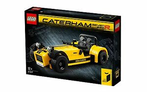 LEGO Ideas Caterham Seven 620R, 21307, NEUF & EN STOCK