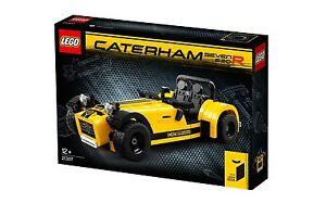 LEGO Ideas Caterham Seven 620R, 21307, NEUF & EN STOCK