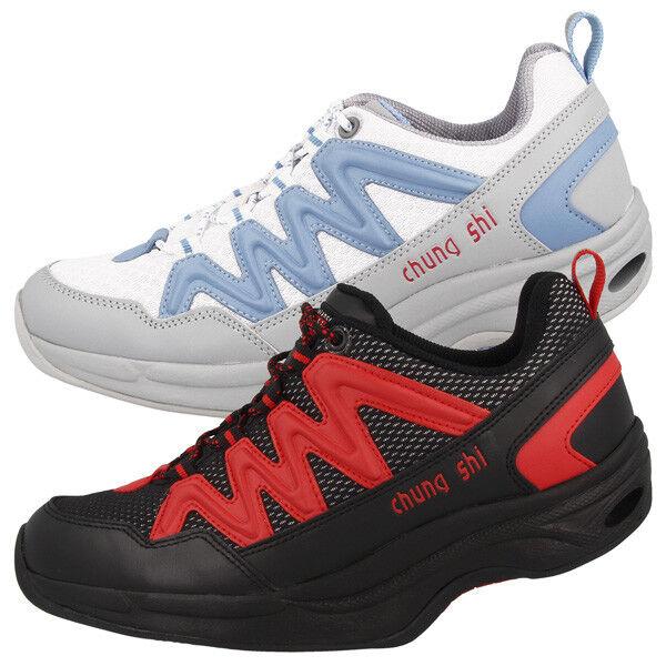 Chung Shi Balance Step daSie Schuhe DaSie Rückenschuh Sport Training Turnschuhe