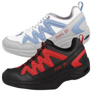 Chung-Shi-balance-Step-Women-zapatos-senora-zapato-de-espalda-deporte-cortos-entrenamiento
